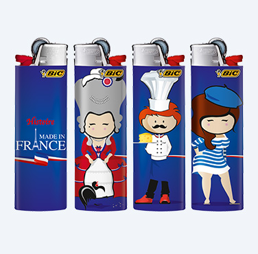 "BIC MAXI SÉRIE ""MADE IN FRANCE"""