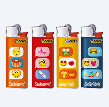 BIC MINI SÉRIE SMILEY
