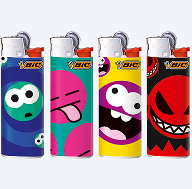 BIC MINI SERIE FUNNY FACES